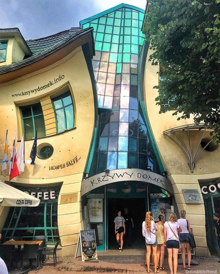 Danzig_Gdansk_105a-Zoppot (Sopot)-schiefes Haus (Krzywy Domek)