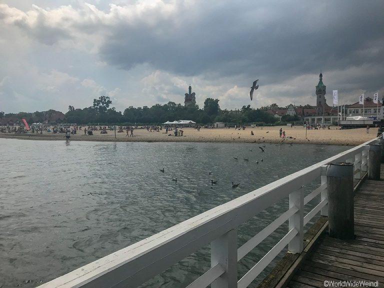 Danzig_Gdansk_110_Zoppot (Sopot)_Strand_Mole