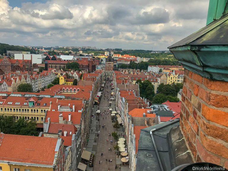 Danzig_Gdansk_157_Rechtstädtisches Rathaus ( Ratusz Głównego Miasta)