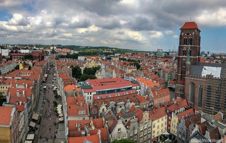 Danzig_Gdansk_159_Rechtstädtisches Rathaus ( Ratusz Głównego Miasta)