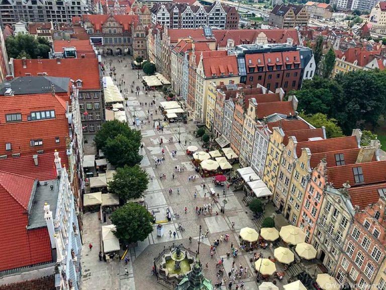 Danzig_Gdansk_163_Rechtstädtisches Rathaus ( Ratusz Głównego Miasta)