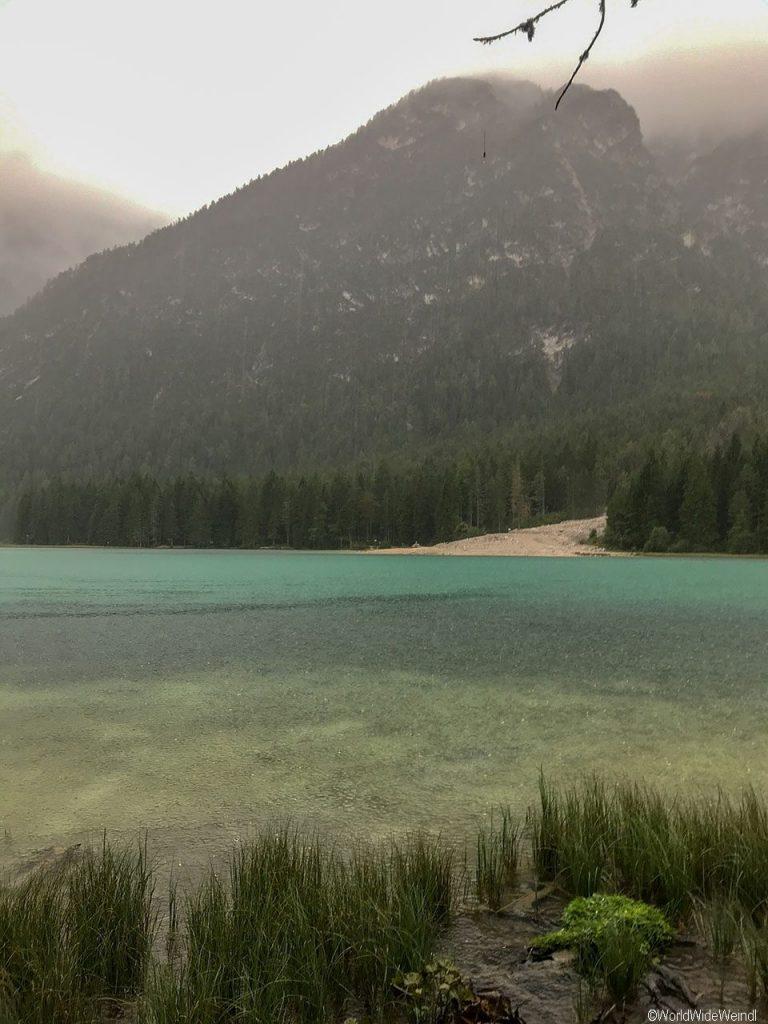 Italien, Südtirol 105a-Toblacher See