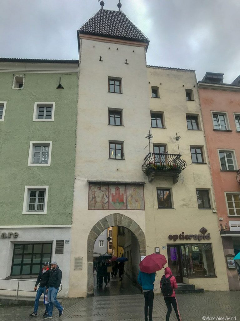 Italien, Südtirol 106-Bruneck 1