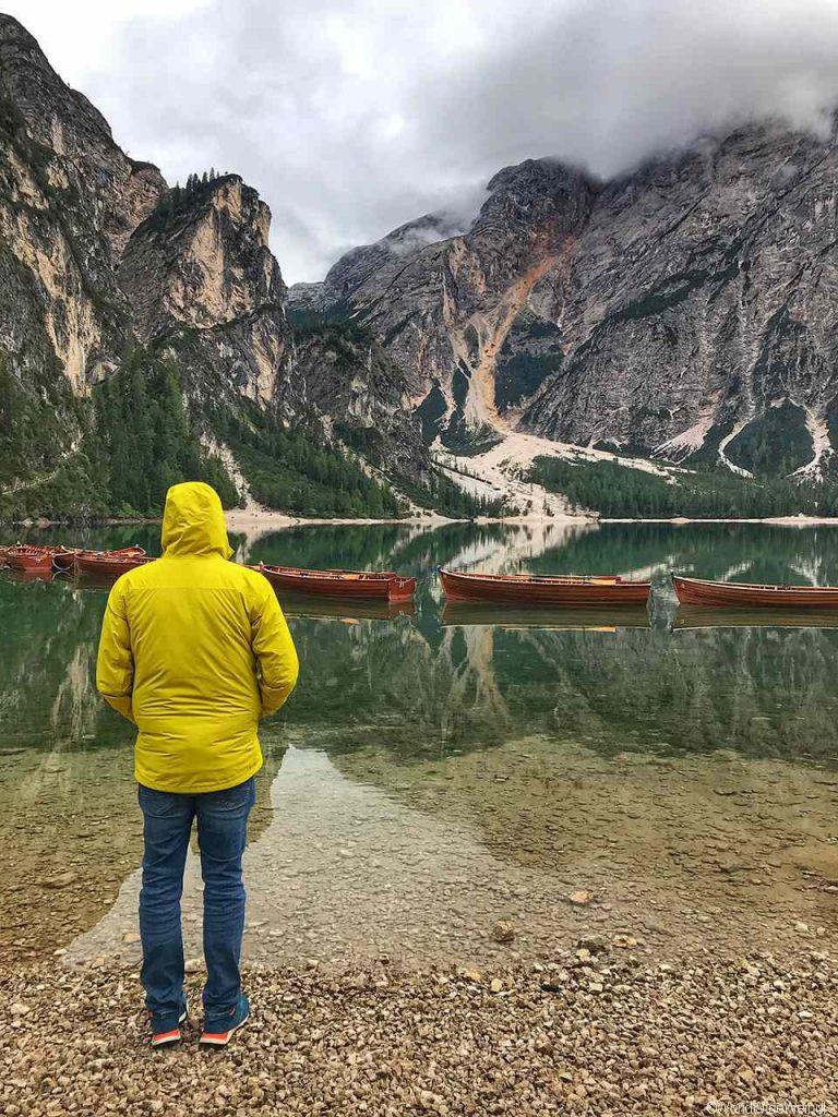 Italien, Südtirol 113-Pragser Wildsee 1
