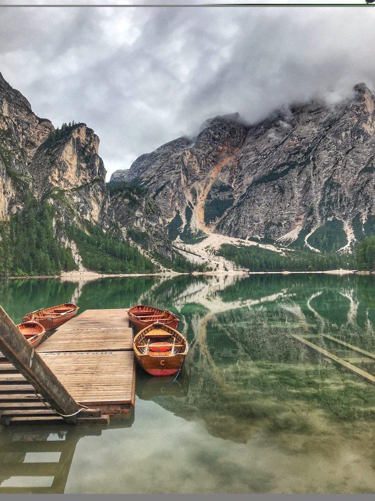 Italien, Südtirol 114-Pragser Wildsee 1
