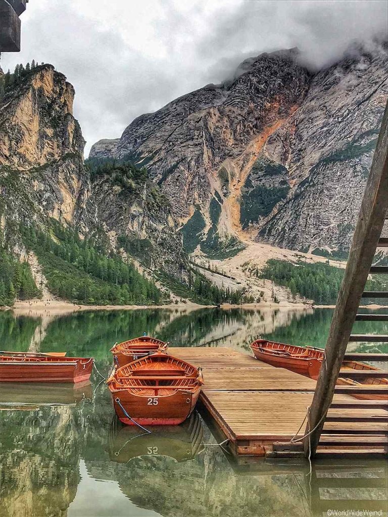 Italien, Südtirol 115-Pragser Wildsee 1
