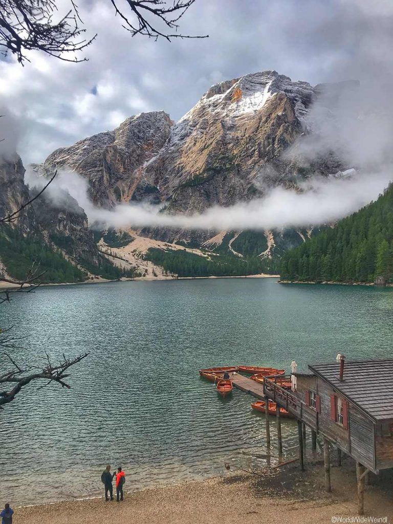 Italien, Südtirol 131-Pragser Wildsee