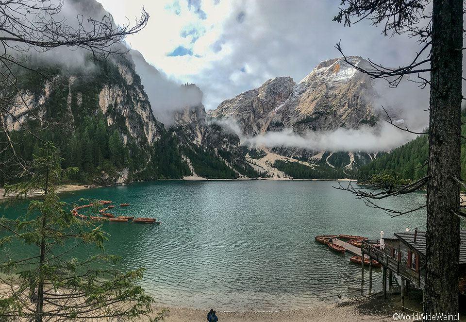 Italien, Südtirol 133-Pragser Wildsee