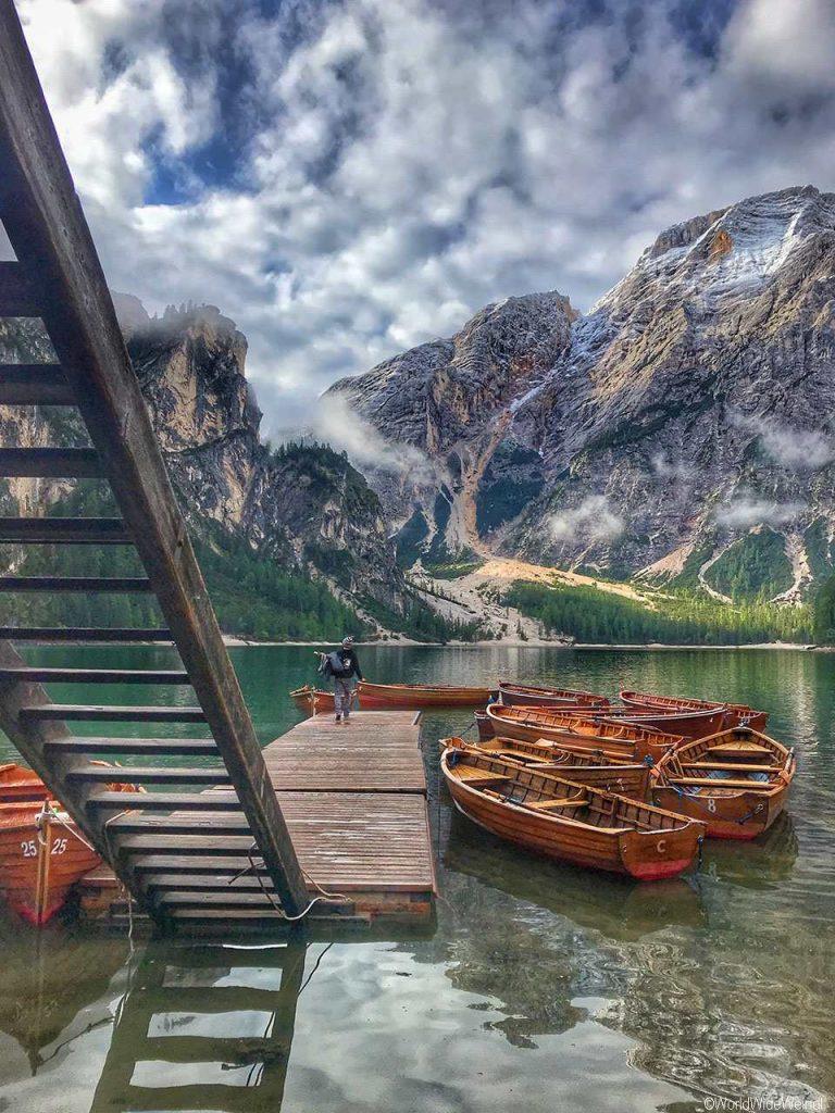 Italien, Südtirol 135-Pragser Wildsee