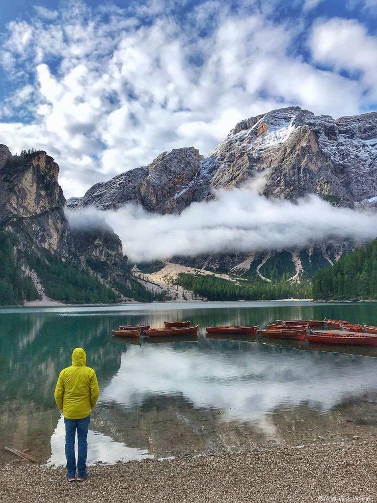 Italien, Südtirol 136-Pragser Wildsee