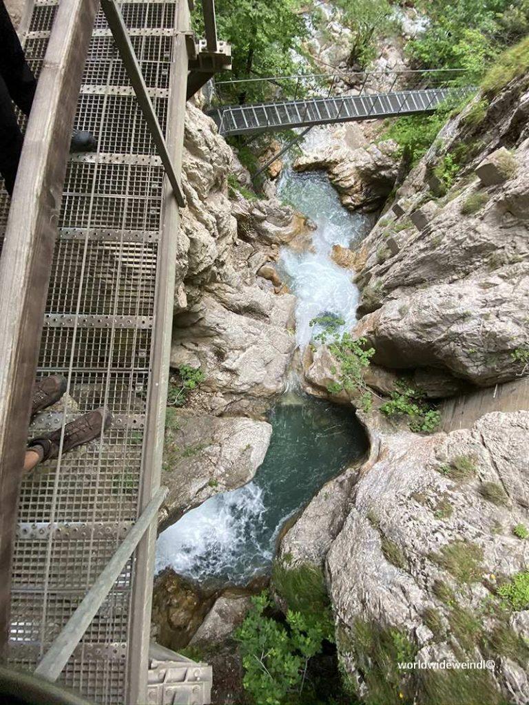 Kärnten 0057_Wanderung Tscheppaschlucht