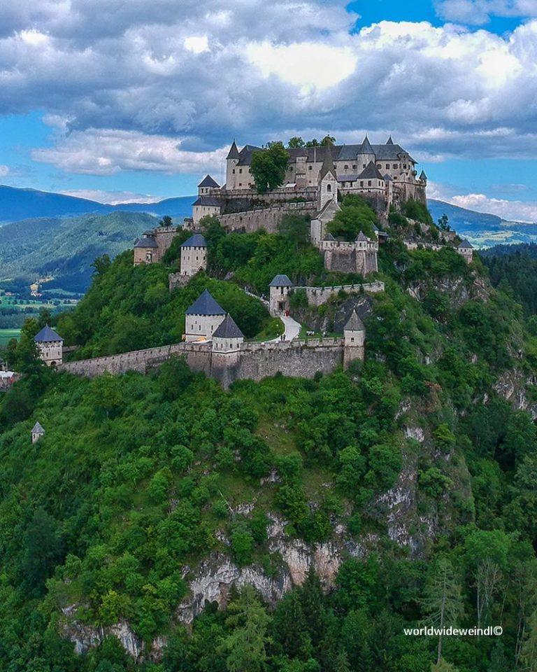 Kärnten 0168_Burg Hochosterwitz