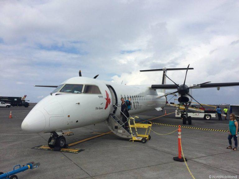 Kauai 1050- Flugzeug
