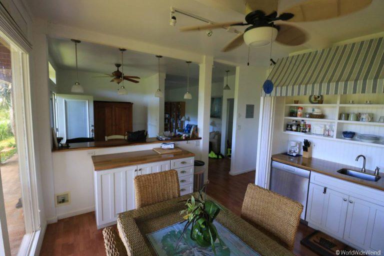 Kauai 1105- Unterkunft Kapaa
