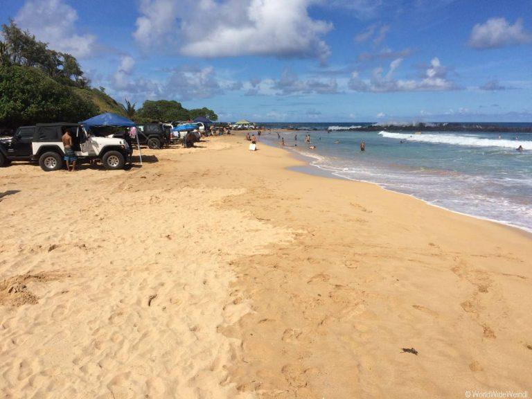 Kauai 1156- Kealia Beach
