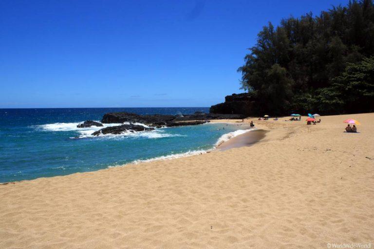Kauai 1205- Lumahai Beach