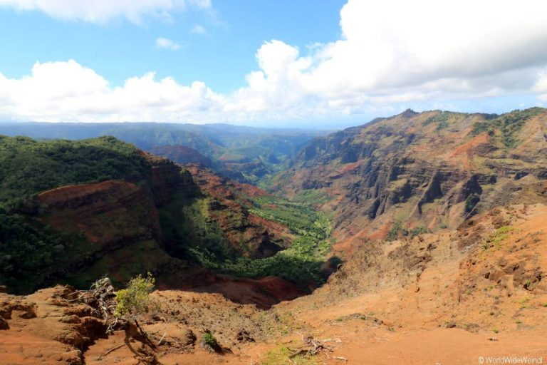 Kauai 1505- Waimea Canyon