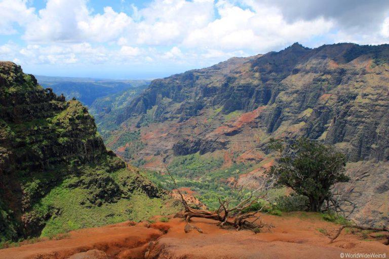 Kauai 1755- Waimea Canyon