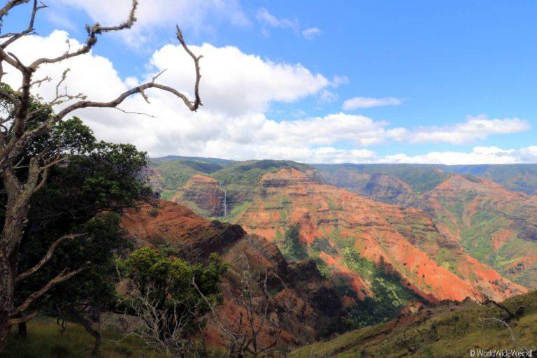 Kauai 1905- Waimea Canyon
