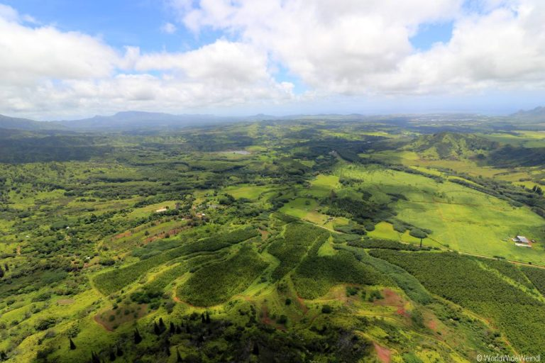 Kauai 2255- Mauna Loa Helicopter Tours