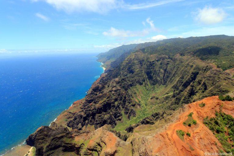 Kauai 2605Mauna Loa Helicopter Tours , Napali Coast