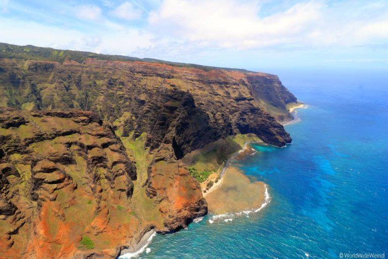 Kauai 2655- Mauna Loa Helicopter Tours , Napali Coast