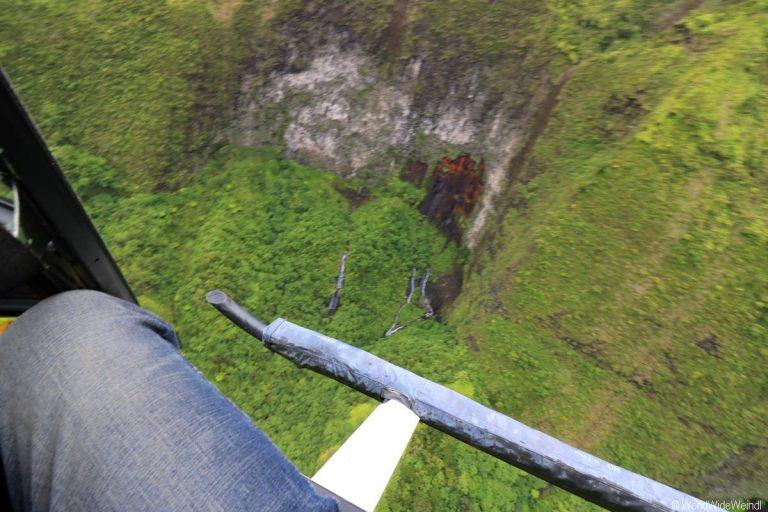 Kauai 3055- Mauna Loa Helicopter Tours , Napali Coast