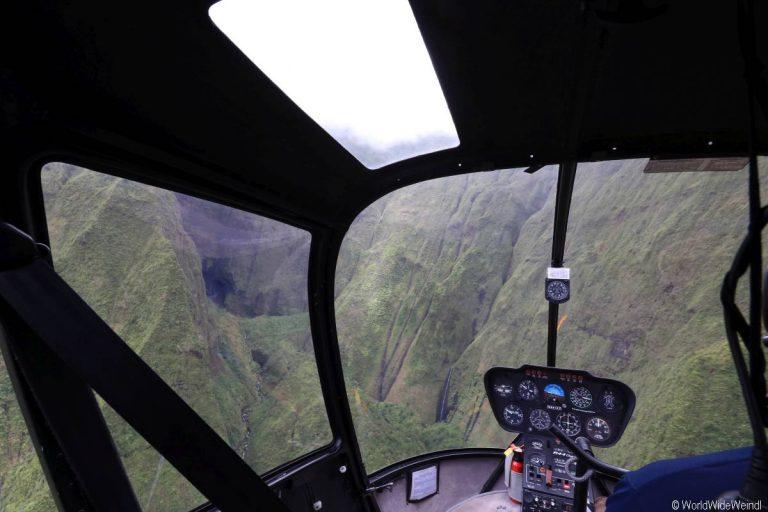 Kauai 3105- Mauna Loa Helicopter Tours