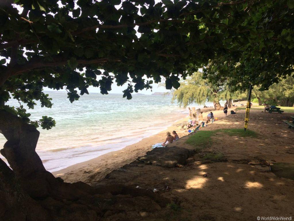 Kauai 3256- Anini Beach