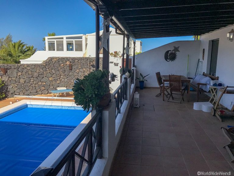 Lanzarote 040, Unterkunft