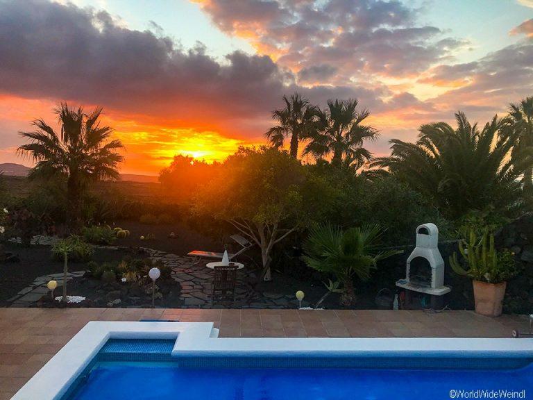 Lanzarote 050, Unterkunft
