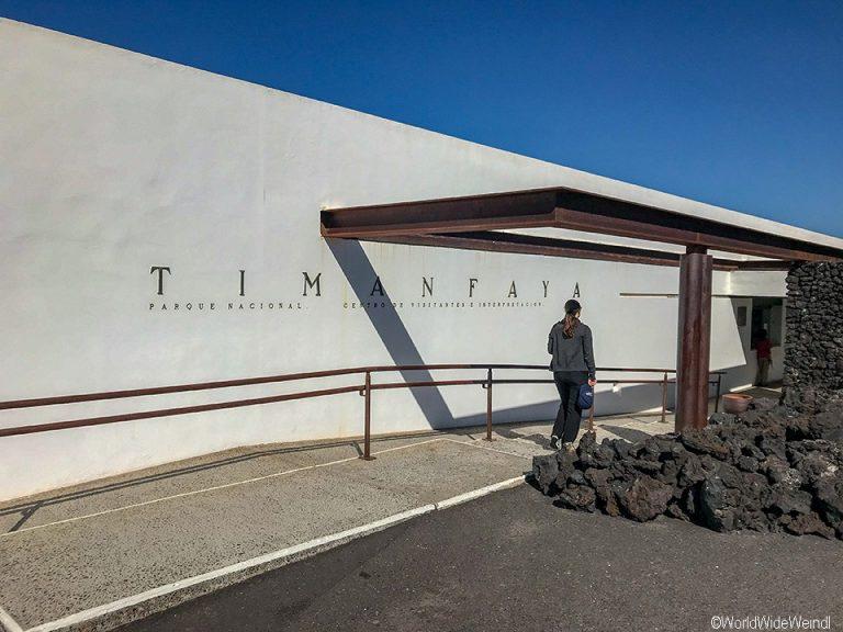 Lanzarote 420, Nationalpark Timanfaya