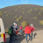 Lanzarote 460, Nationalpark Timanfaya, Wanderung zur Caldera Temensana