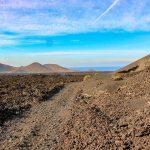 Lanzarote 465, Nationalpark Timanfaya, Wanderung zur Caldera Temensana