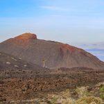Lanzarote 470, Nationalpark Timanfaya, Wanderung zur Caldera Temensana