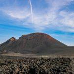 Lanzarote 496, Nationalpark Timanfaya, Wanderung zur Caldera Temensana