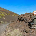 Lanzarote 506, Nationalpark Timanfaya, Wanderung zur Caldera Temensana