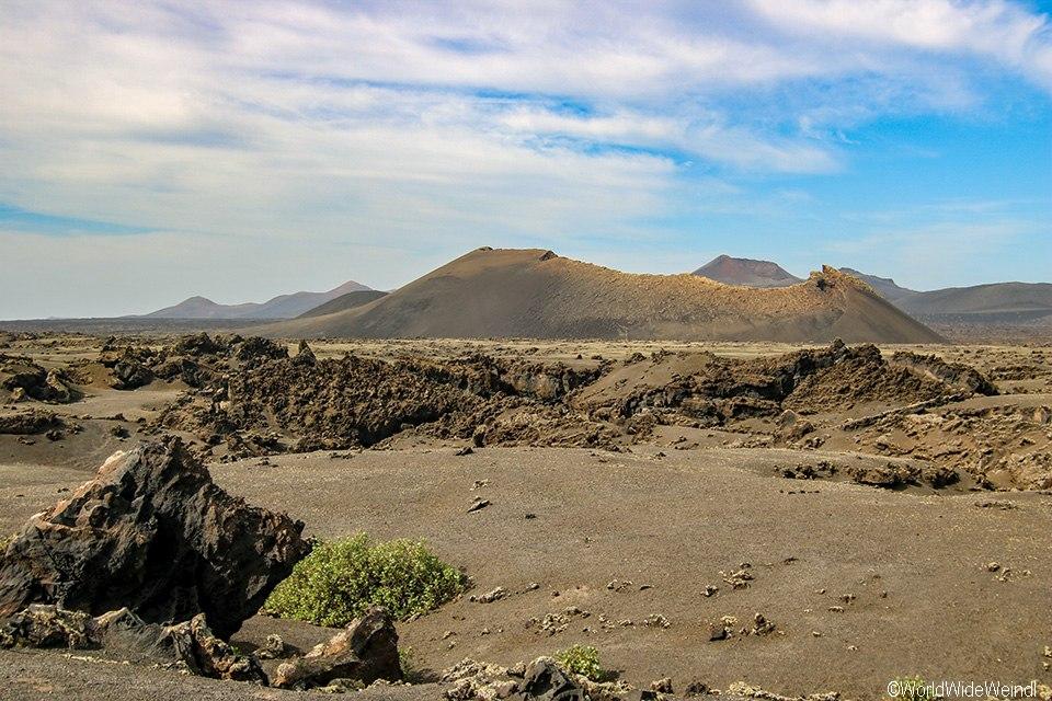 Lanzarote 520, Vulcan El Cuervo