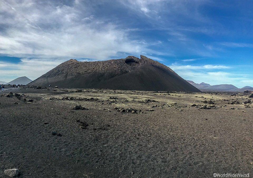 Lanzarote 537, Vulcan El Cuervo