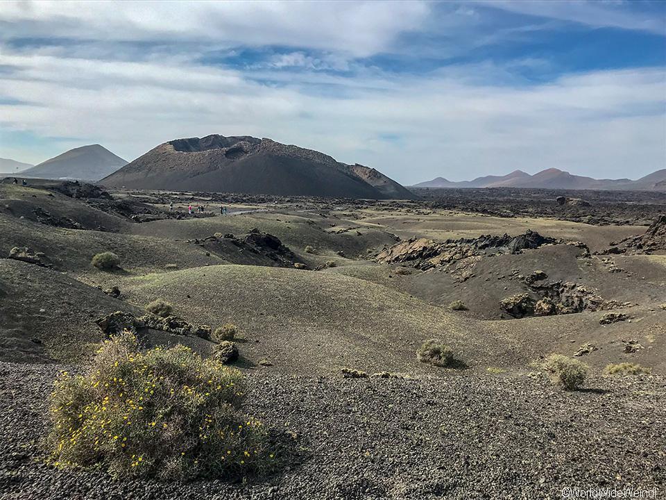 Lanzarote 539, Vulcan El Cuervo