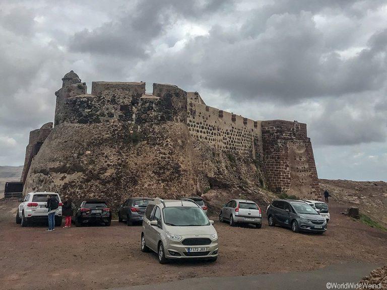 Lanzarote 650, Teguise, Castillo de Santa Bárbara