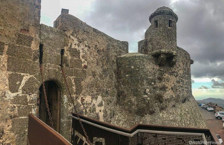 Lanzarote 652, Teguise, Castillo de Santa Bárbara