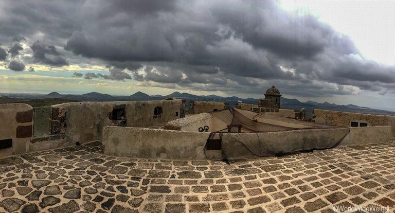Lanzarote 658, Teguise, Castillo de Santa Bárbara
