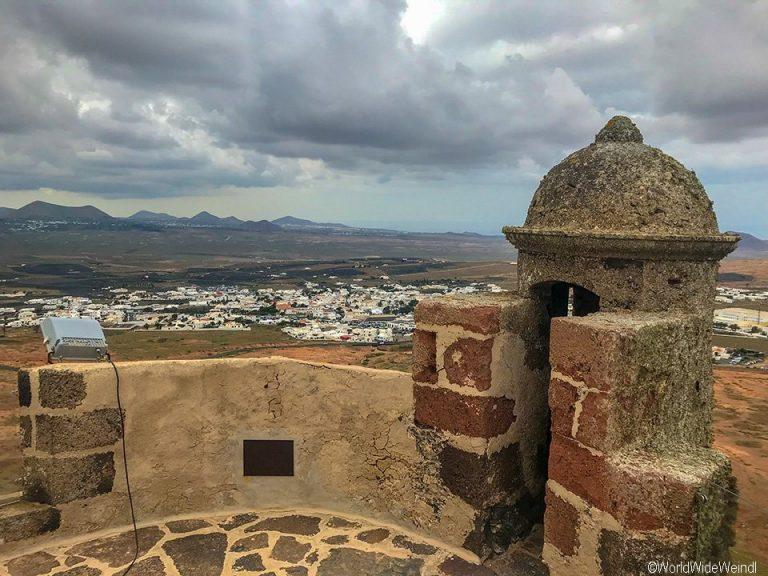 Lanzarote 660, Teguise, Castillo de Santa Bárbara