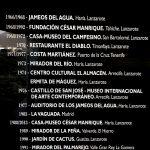 Lanzarote 676, Fundación César Manrique