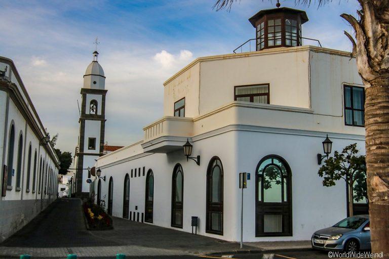 Lanzarote 712, Arrecife