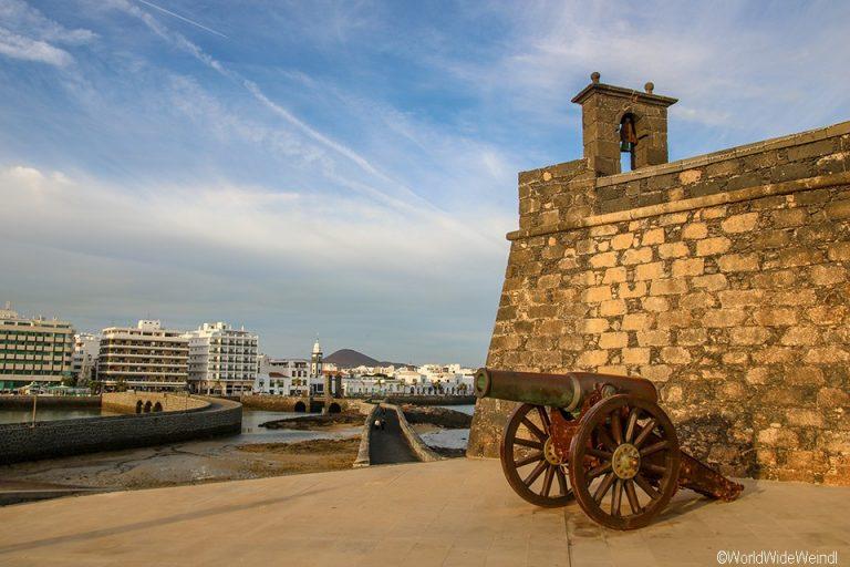Lanzarote 718, Arrecife