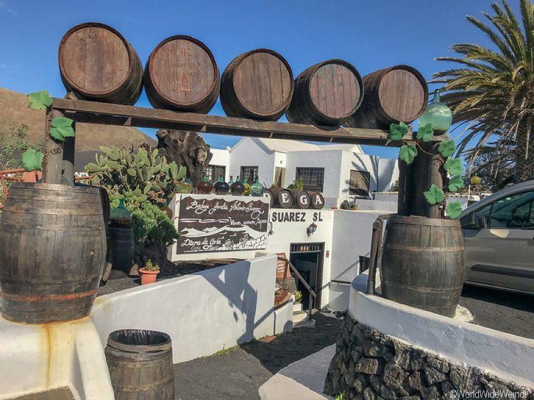 Lanzarote 834, La Geria- Bodega Antonio Suarez