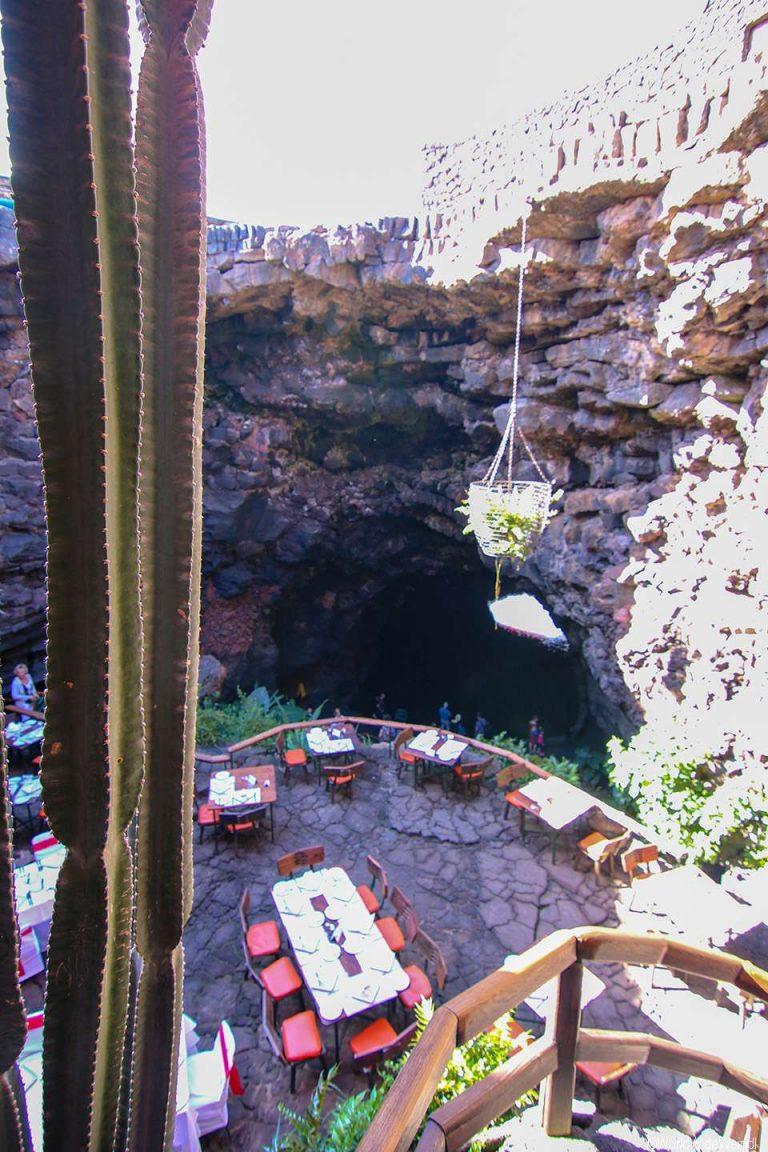 Lanzarote 840, Jameos del Agua