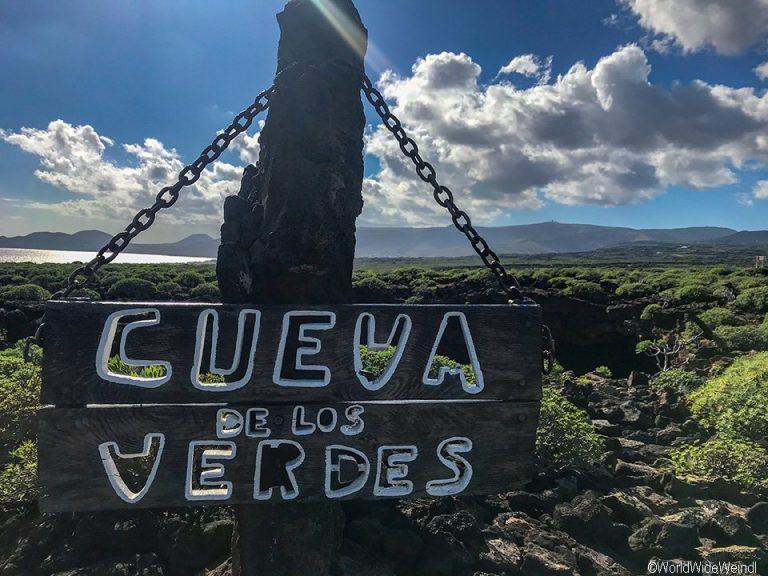 Lanzarote 869, Cueva de Los Verdes